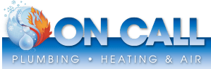 ON-CALL PLUMBING + HEATING & AIR In Columbia, SC Logo