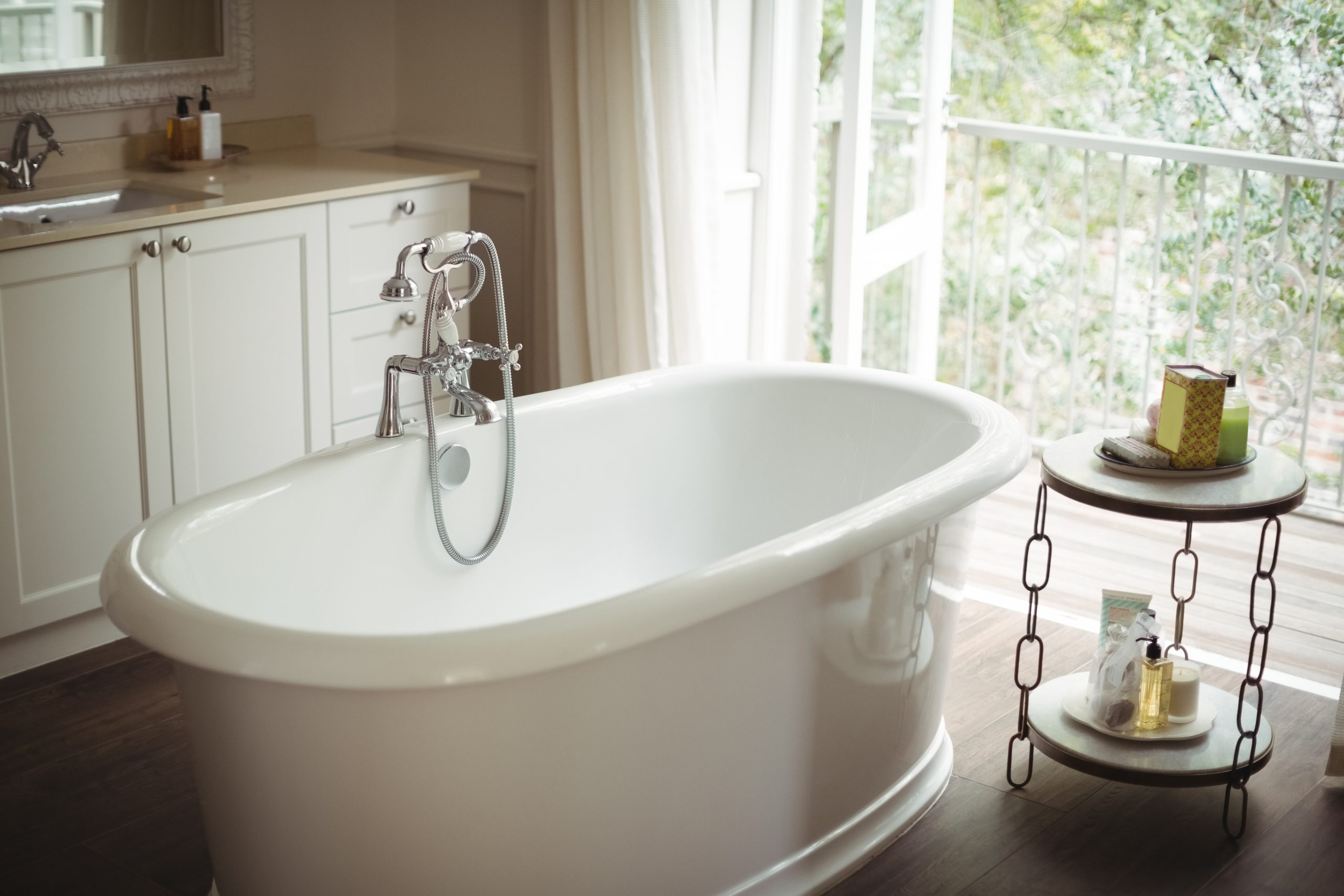 plumber Columbia SC plumber columbia sc Plumber Columbia SC | On Call Plumbing Heating & Air view of empty bathtub in bathroom HLD3VJY scaled